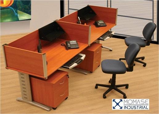 Momase industrial for Centro de trabajo oficina